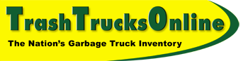 TrashTrucksOnline - The Nation's Garbage Truck Inventory