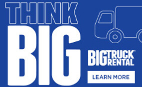 Big Truck Rental - Any Time, Any Way Truck Solution.