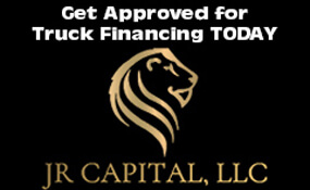 JR Capital - Get Approved for Truck Financing TODAY!