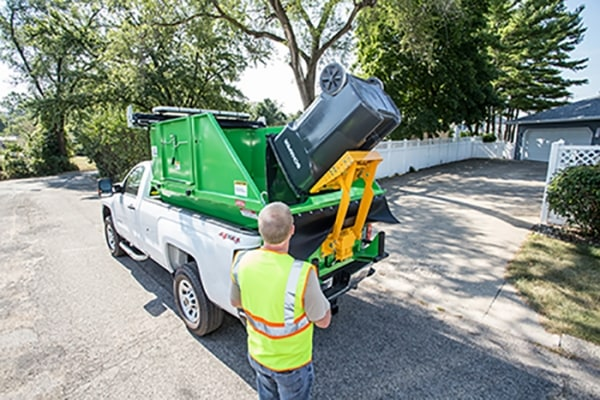 Satellite Dumper Mounts On Pickup Truck Satellite Trucks