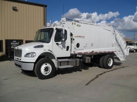 NEW 2017 Freightliner, 20 Yd New Way Cobra