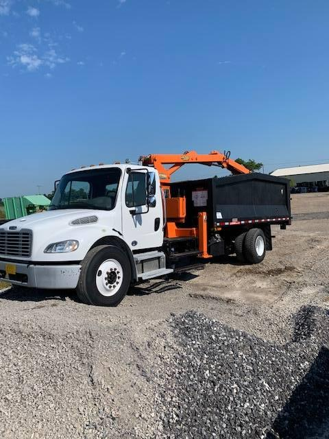 2-2019 1-2018 Freightliner Peterson TL3's