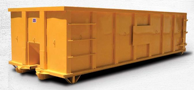 N.E.O.FAB Containers - Roll Off, Hook, Specialty