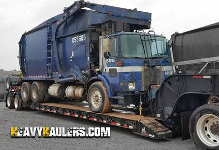Heavy Haulers - The BEST Choice for Transporting a Truck