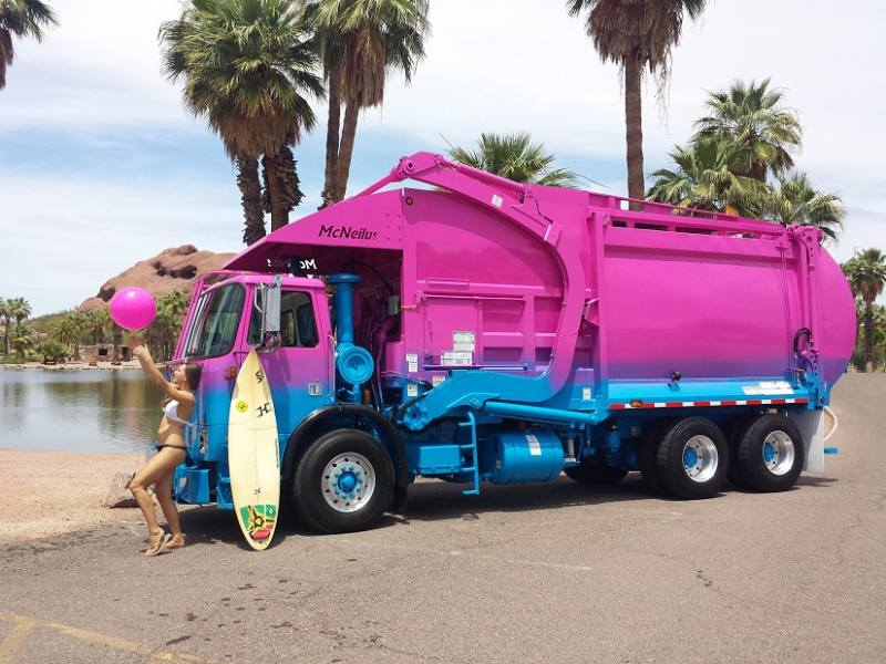 Beach'n...Hang Ten...Surfs Up!!!...Front Loader