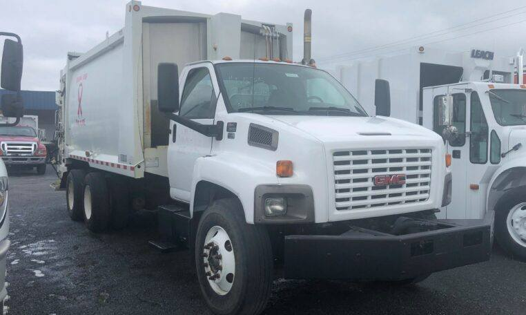 2009 GMC 25yd EZ Pack