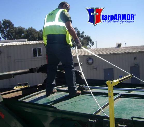 ANTI-FALL Protection and Expandable Garbage Gear